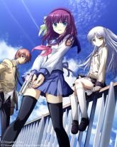 Angel Beats! English dub