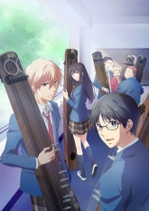 Watch Kono Oto Tomare! Sounds of Life Anime Dub for Free