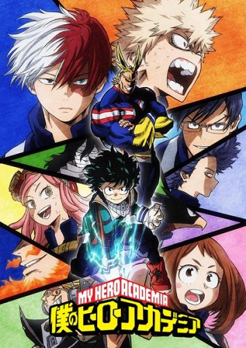 My Hero Academia Season 2 dub