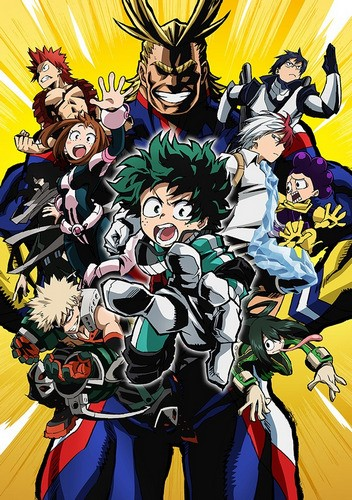 My Hero Academia dub