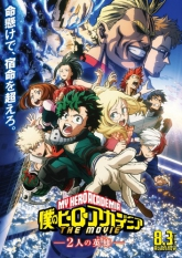 My Hero Academia: Two Heroes dub