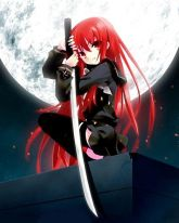 Shakugan no Shana Second dub