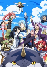 That Time I Got Reincarnated as a Slime dub
